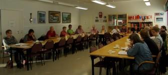 Kunnallistoimikunnan kokouksesta syksyllä